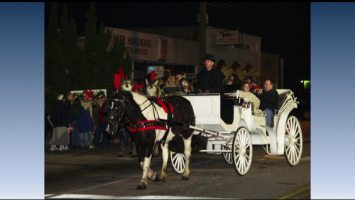 Step Back in Time to Thomasville