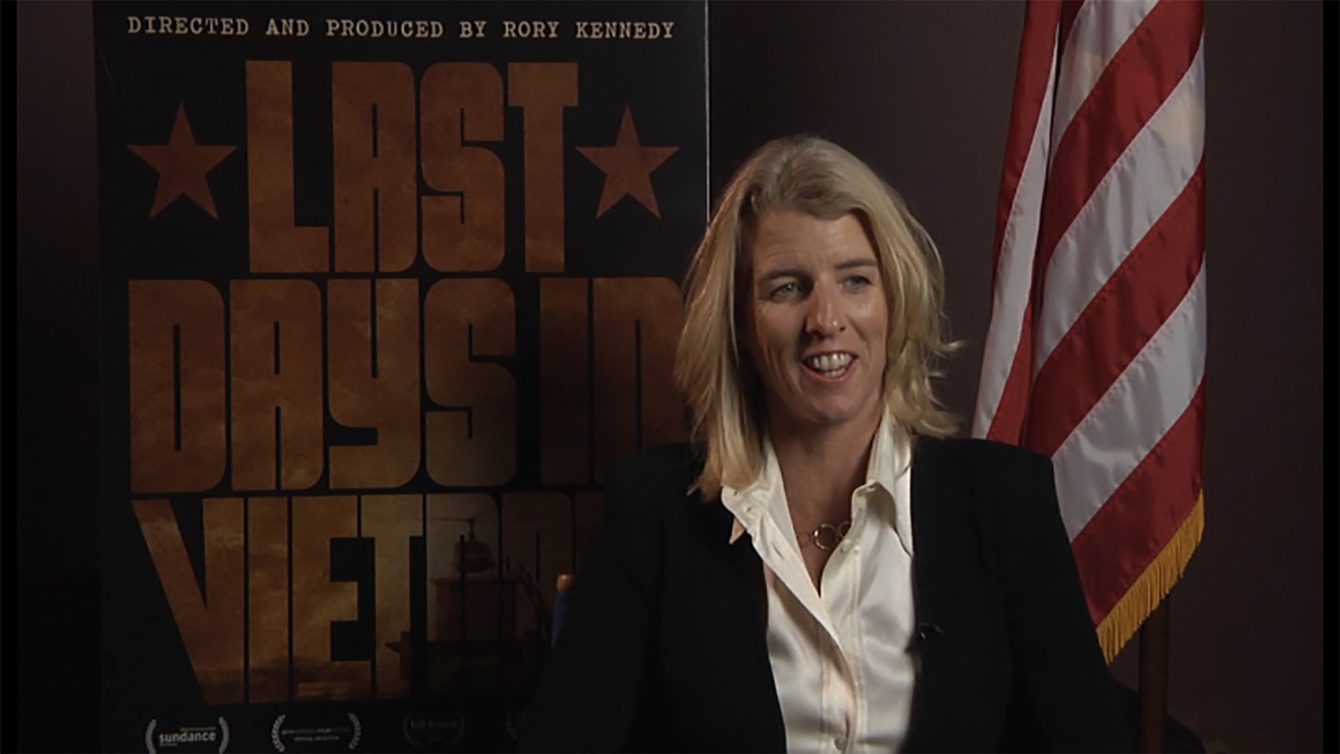 Behind the Scenes with Rory Kennedy