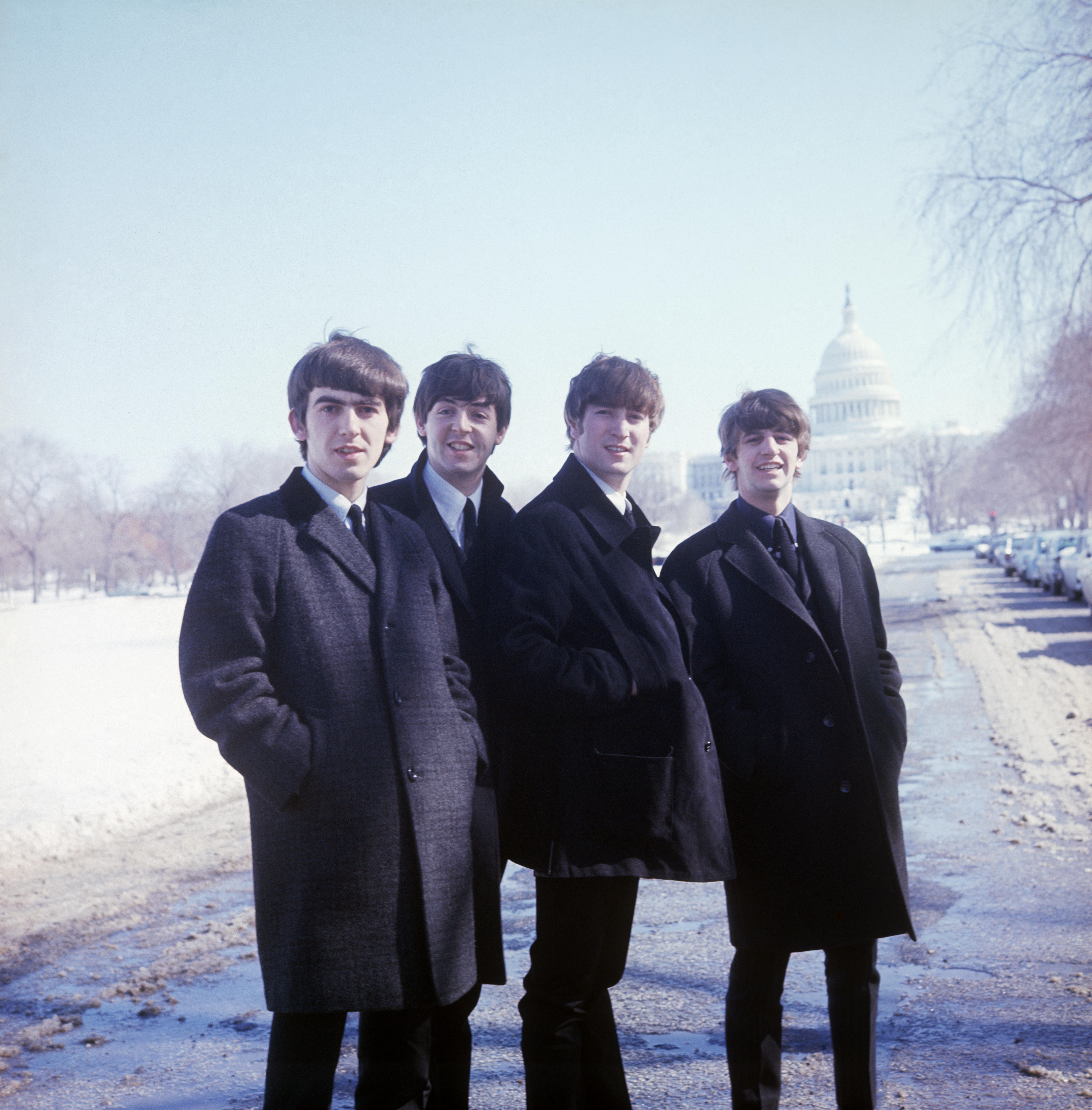 The Beatles in Washington DC