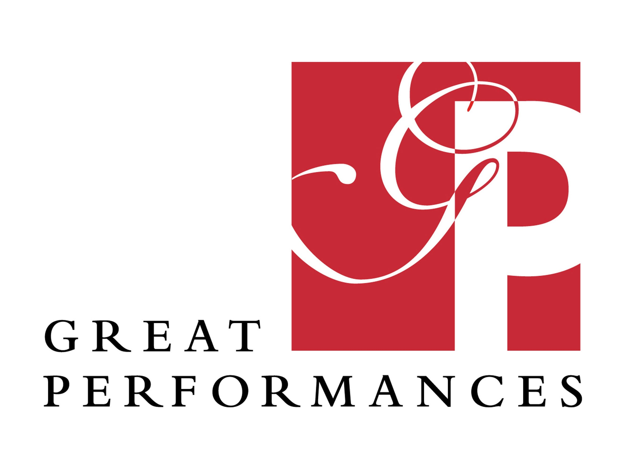 great performances logo